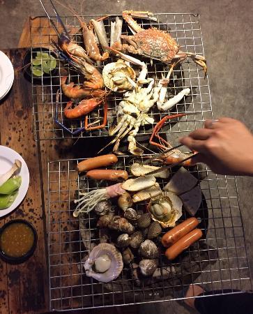 Mr.Seafood