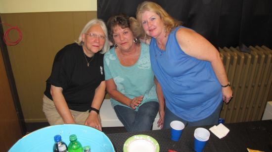 Tamaqua, Pensilvania: Some volunteers who make everything happen.