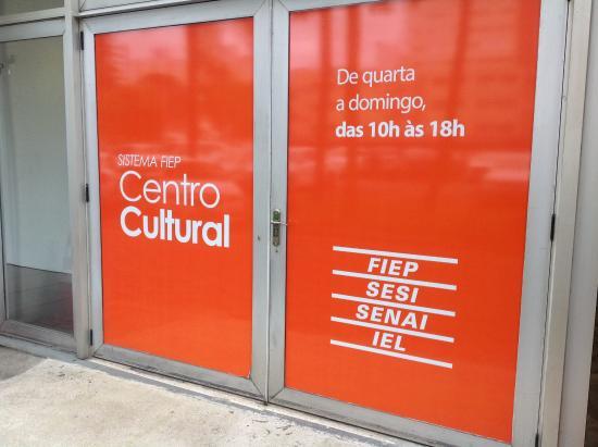 Centro Cultural Sistema Fiep