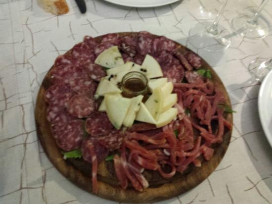 Forino, Italien: Alcune delle specialità...grz ragazzi siete grandi!!!😉
