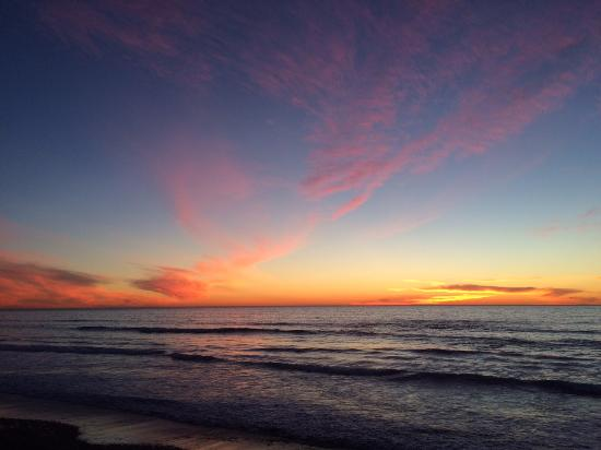 Rodeway Inn - Encinitas: Free Sunsets on the beach!
