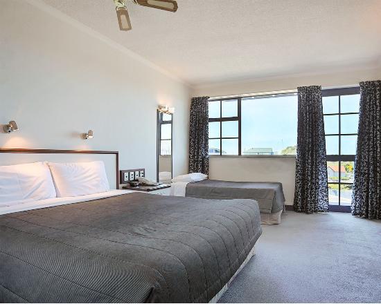 Timaru, Nueva Zelanda: Guest room