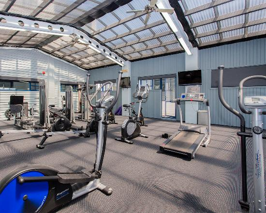 Comfort Hotel Benvenue: Fitness center