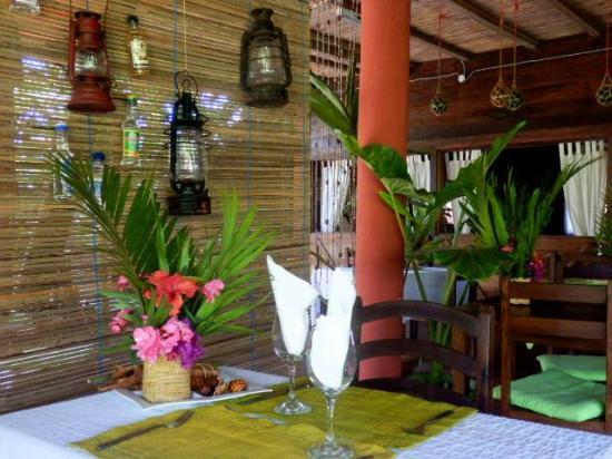 Repas en amoureux foto de restaurant le ravoraha nosy - Repas en amoureux simple ...