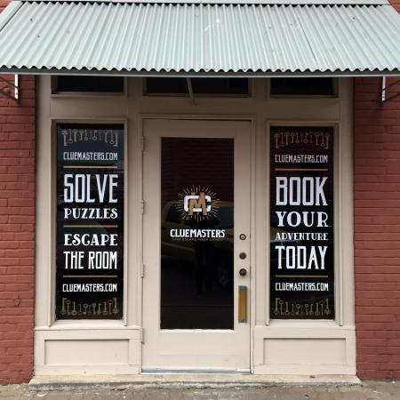 Fort Smith, AR: ClueMasters Storefront