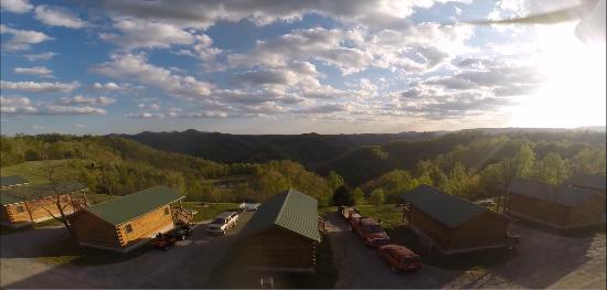 Gilbert, WV: Cabin's View