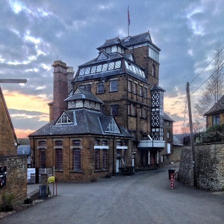 Hook Norton, UK: Tower Brewery