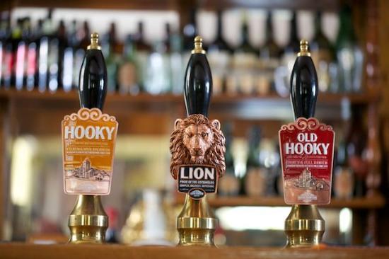 Hook Norton, UK: Hooky Old Hoooky Lion