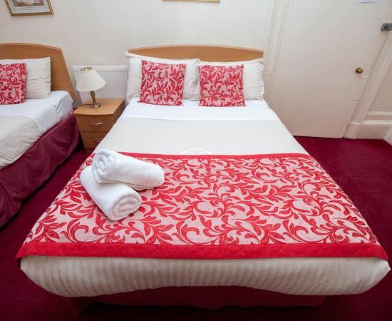 Kelvin Hotel, hoteles en Glasgow