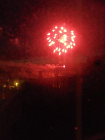 Bazsinsky House: Room views of 4th of July