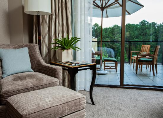 The Umstead Hotel and Spa: Hotel Room