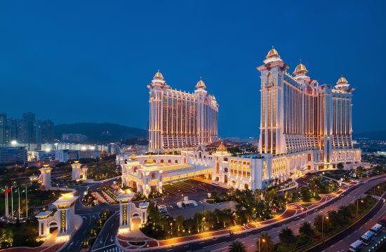 Banyan Tree Macau: Overall Exterior Views