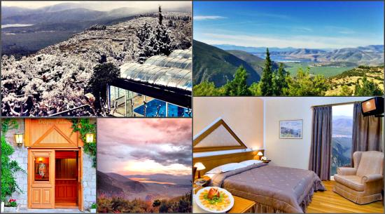 The 10 Best Hotels In Delphi Greece For 2017 With Prices From 27 Tripadvisor