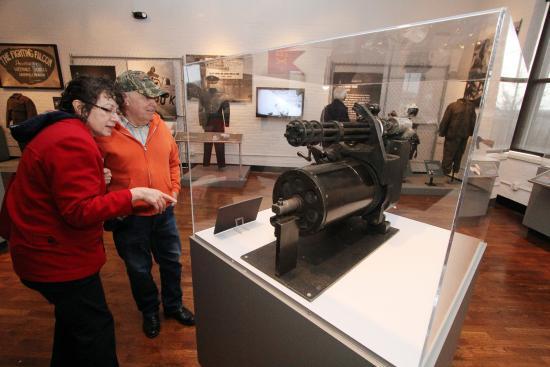 Thomas D. Clark Center for Kentucky History: Kentucky Military History Museum