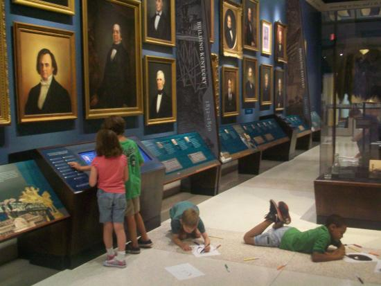 Thomas D. Clark Center for Kentucky History : Hall of Governors