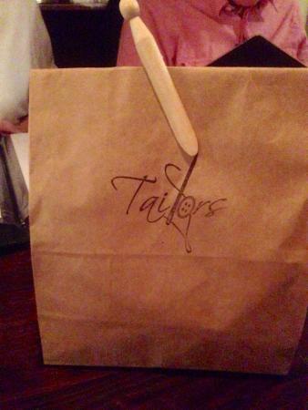 Tailors Restaurant Photo