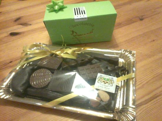 Chocolaterie Dousset