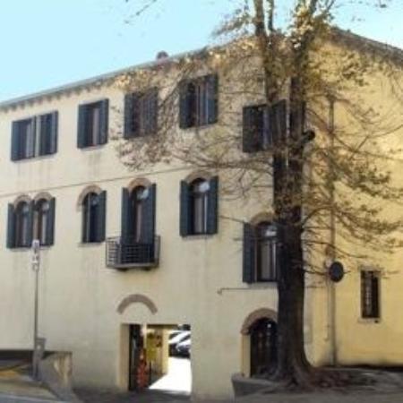Ca' Doge: Вид на отель с другой стороны ( Венеция Ca doge Италия ноябрь 2015)