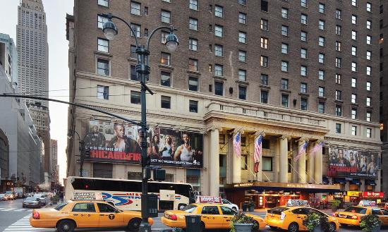 Hotel pennsylvania new york tat de new york chelsea for Pennsylvania hotel new york haunted