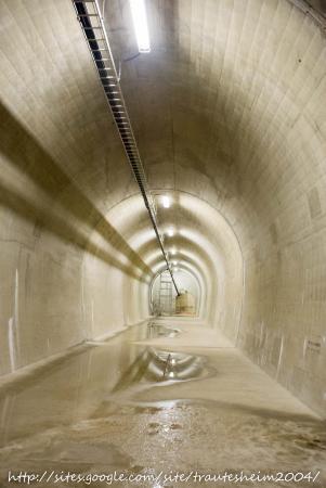 Underground Dam Tunnel