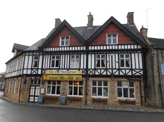 Ashover, UK: The Old Poets Corner