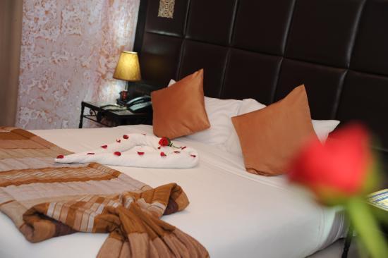 Al Jasira Hotel: Chambre