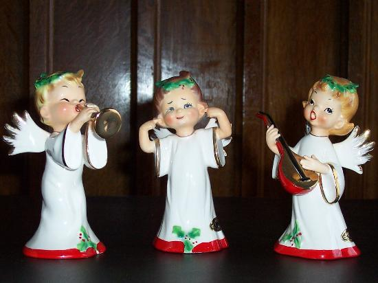 Granville, NY: Little Antique Angels
