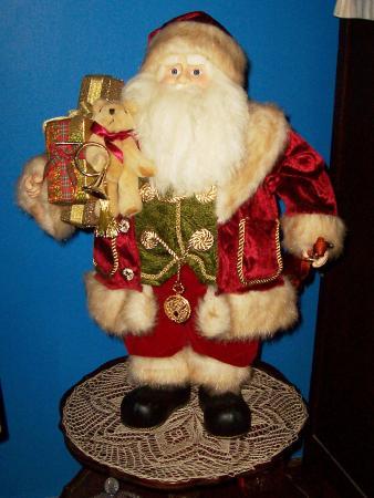 Granville, NY: Santa
