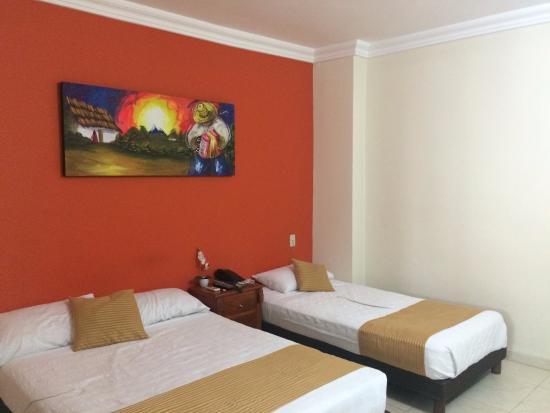 Hotel San Miguel Imperial: Habitación doble - Dos camas