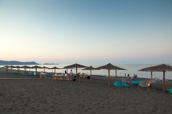 Agia Anna, Grécia: BEACH