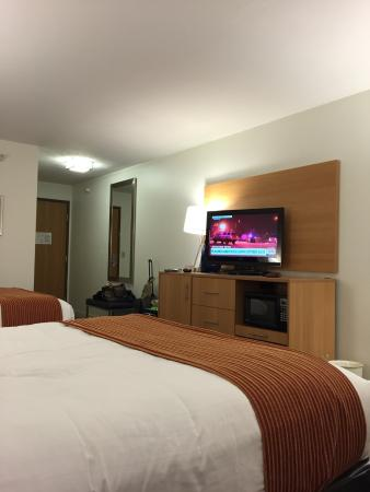 Holiday Inn Express Munising -  Lakeview: 部屋