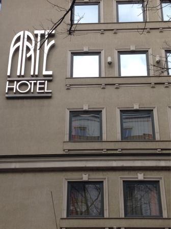 Arte Hotel: photo0.jpg