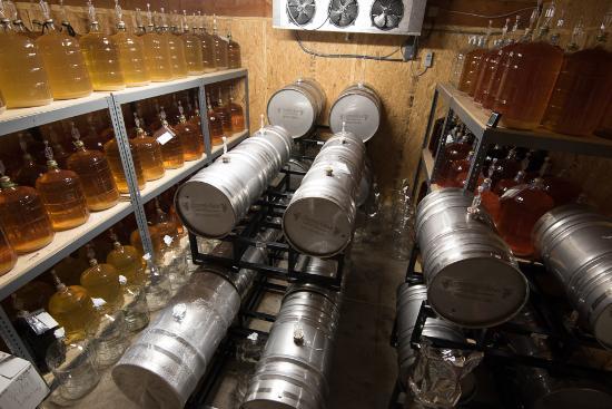 Bloomfield, estado de Nueva York: Wine Room