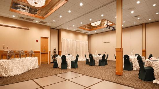 Silverdale, Ουάσιγκτον: Meeting Room