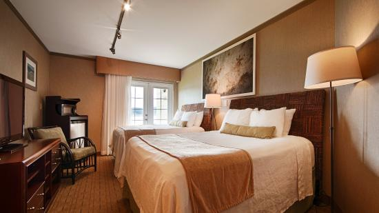 ซิลเวอร์เดล, วอชิงตัน: Guest Room