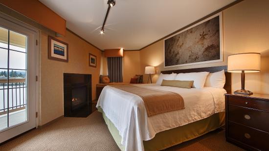 Silverdale, Вашингтон: Guest Room