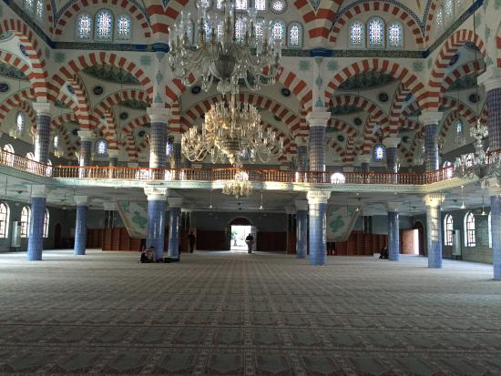 Anamur, Turkey: Interior da Muğdat Mosque