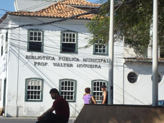 Cabo Frio Historic Center