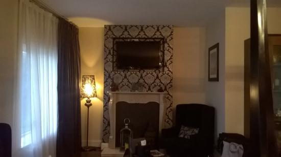 Talbot Hotel: bedroom