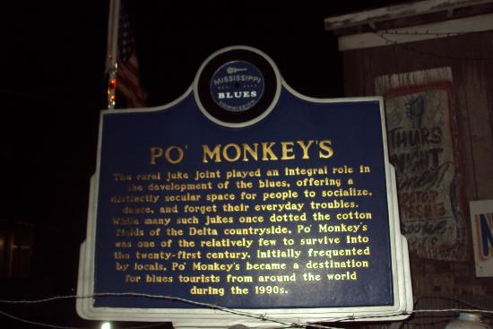 Merigold, MS: Historical plaque