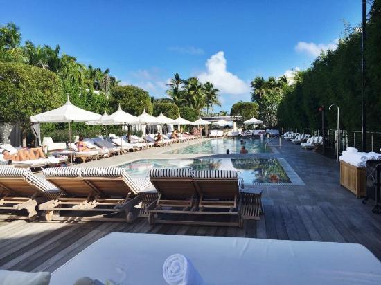 Nautilus A Sixty Hotel Pool Beach