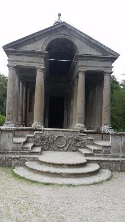 Parco dei Mostri: the Temple of Eternity