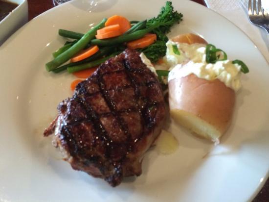 Moss Vale, Australia: Porterhouse Steak