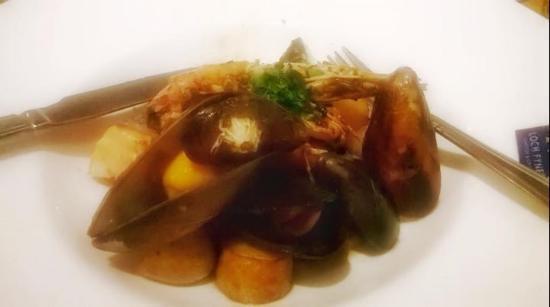Loch Fyne: Seafood grill