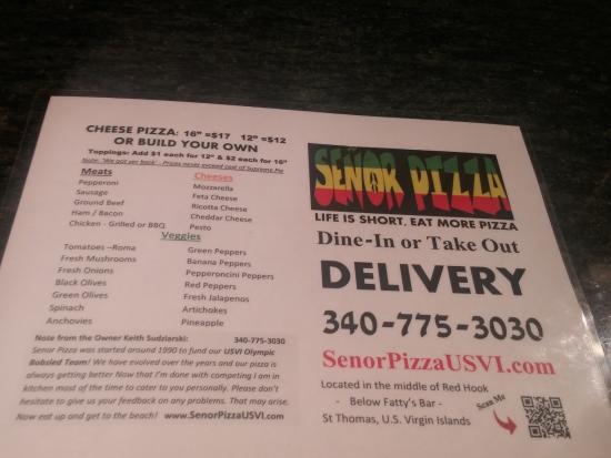 senor pizza aarhus n.