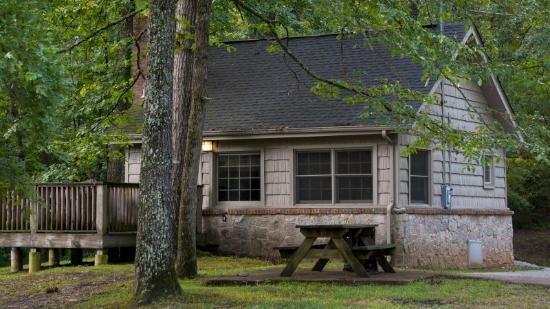 Cabin At Natchez Trace State Park Tennessee