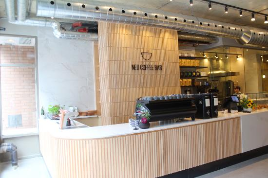 Photo of Japanese Restaurant Neo Coffee Bar at 161 Frederick St, Toronto M5A 4P3, Canada