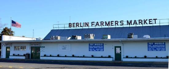 Berlin, NJ: BFM Building