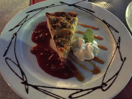 Ayen, Francia: Dessert 2