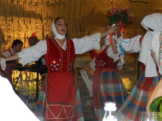 Malta Nights Extravaganza: dancers